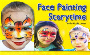 WEB - FACE PAINTING - SEPT 2016