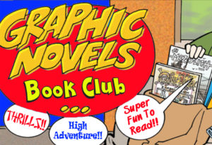 WEB - Graphic Novel Book Club - OCT 2016