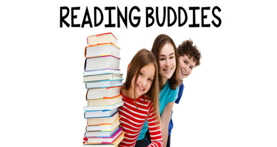 Come Be a Reading Buddy!