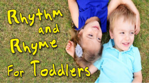 WEB - Rhythm and Rhyme Toddlers NEW