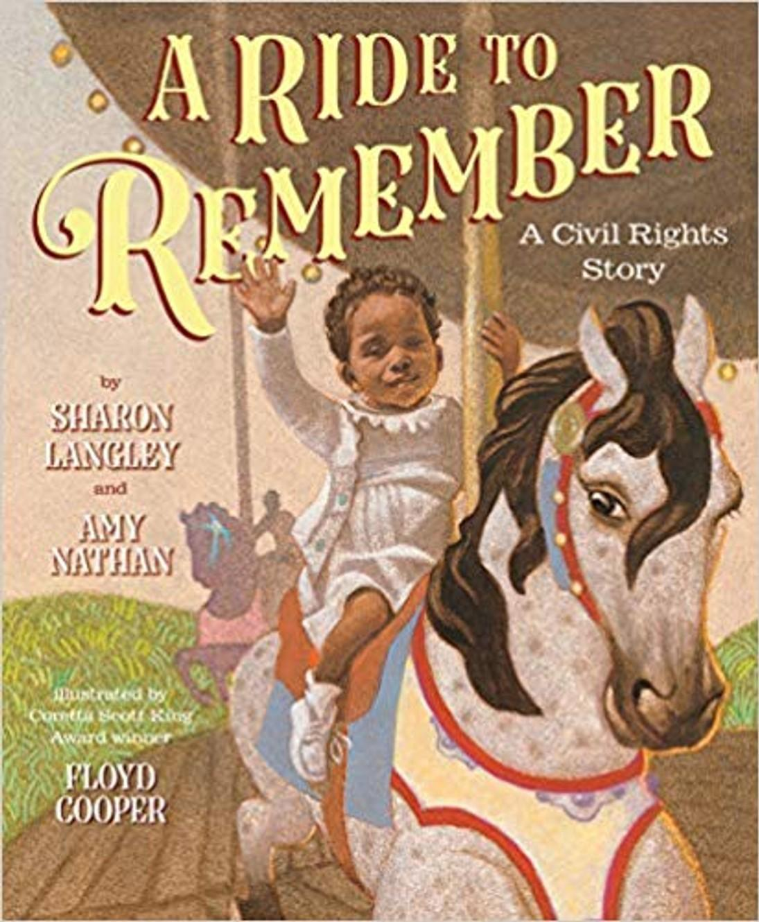 A Ride to Remember: Local Author Visit by Amy Nathan on Zoom