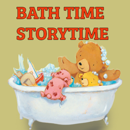 Bathtime Storytime with Erin on Zoom