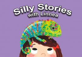 Silly Stories with Linnea In Constitution Park