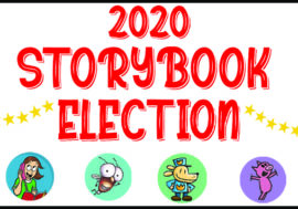 Vote in the Storybook Election!