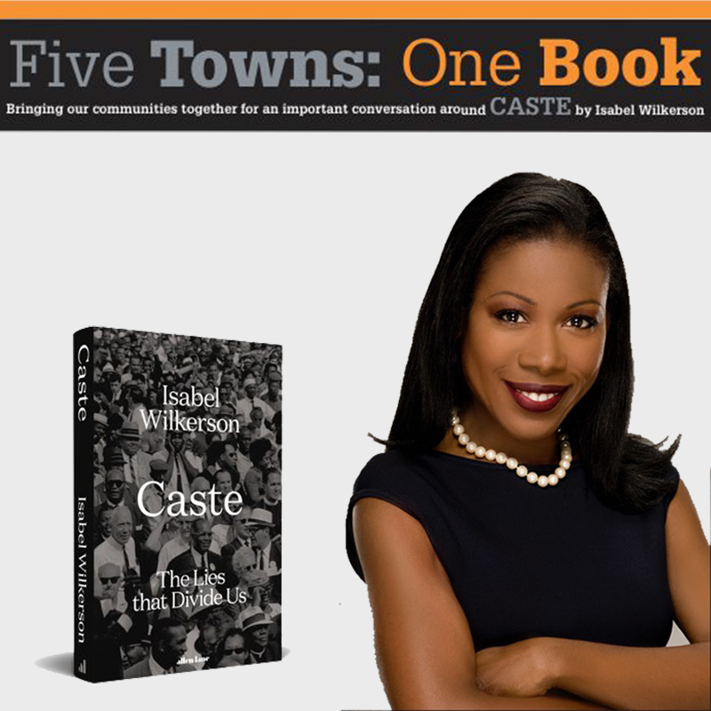 A Virtual Visit and Discussion from Isabel Wilkerson