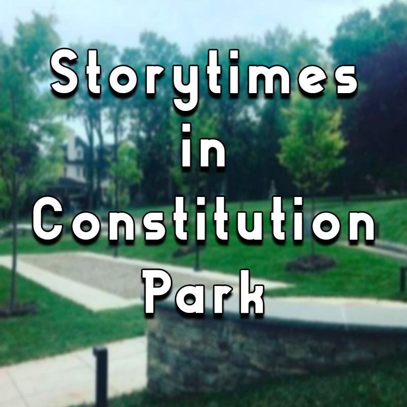 Storytimes in Constitution Park