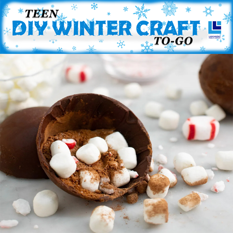 WINTER CRAFT TO-GO: Hot Chocolate Bombs