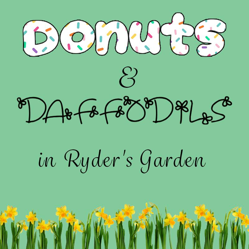 Donuts and Daffodils