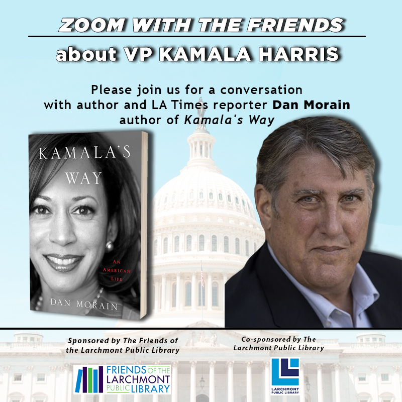Zoom with the FRIENDS-  about VP Kamala Harris
