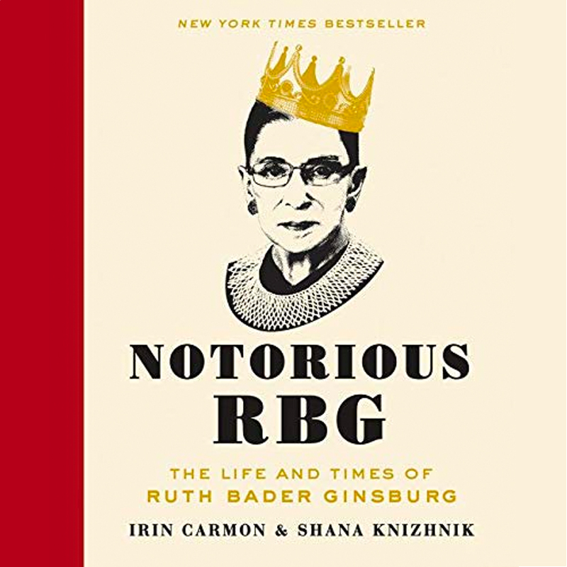 Notorious RBG: The Life and Times of Ruth Bader Ginsburg on Zoom or simulcast in person