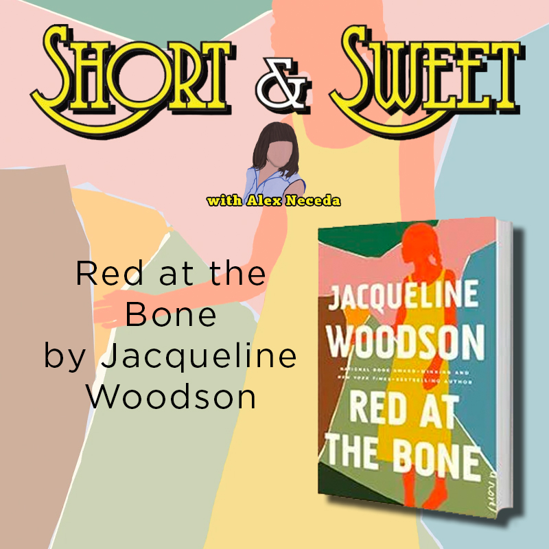 Short & Sweet Book Group with Alex Neceda on Zoom or in person