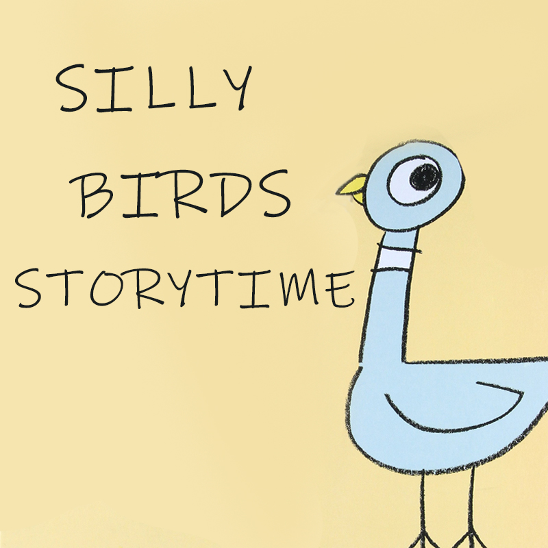 Silly Birds Storytime with Erin on YouTube