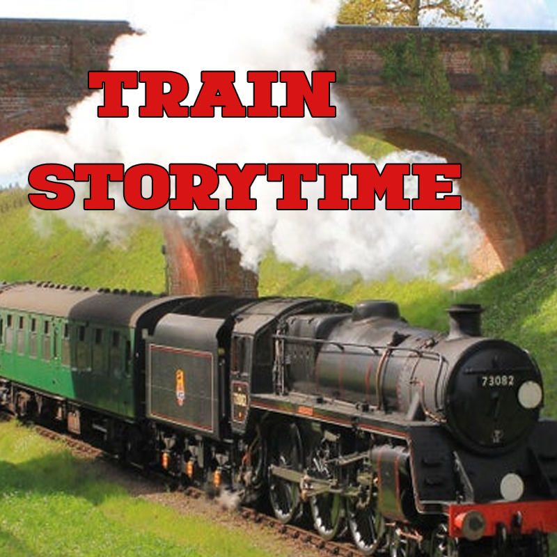 Train Storytime with Erin on Youtube