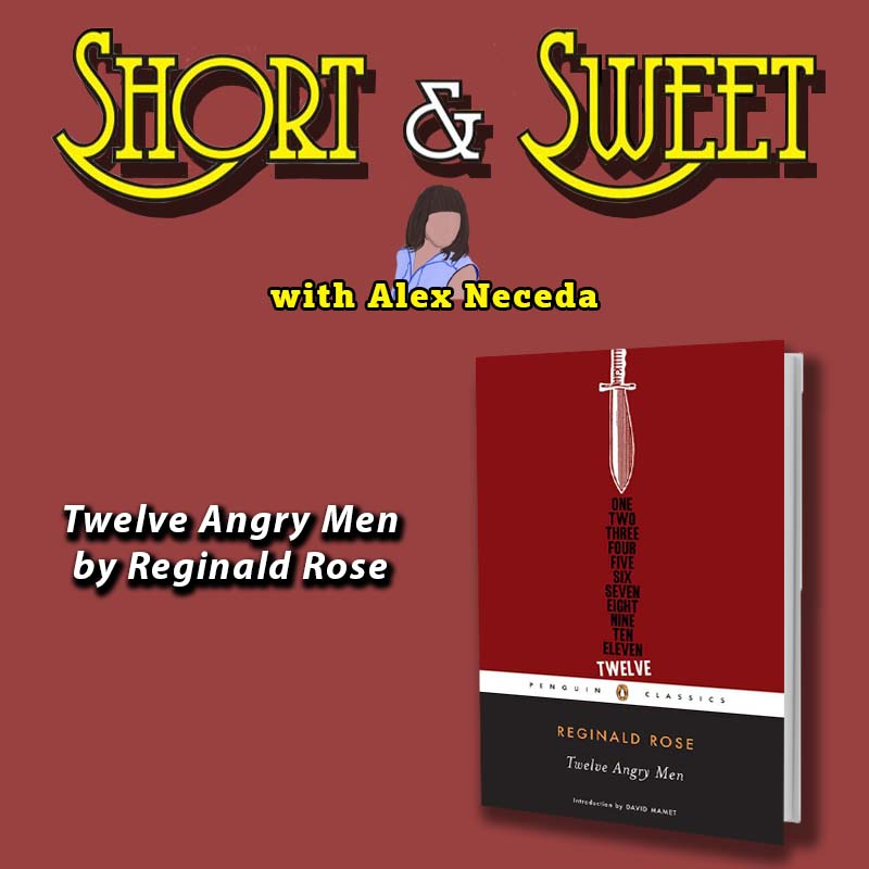 Short & Sweet Book Group with Alex Neceda on Zoom
