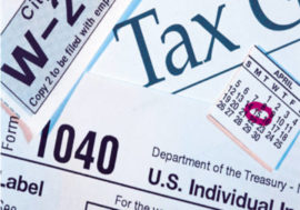 Tax Forms Available