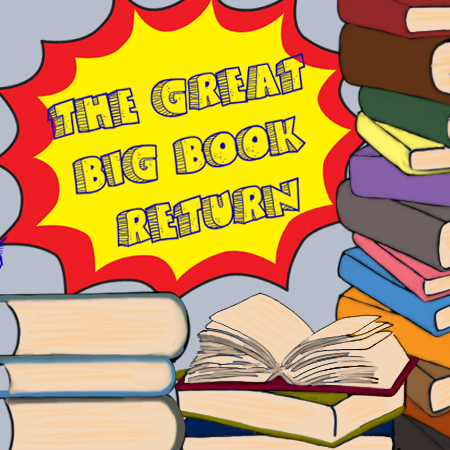It's time to start bringing the books back!