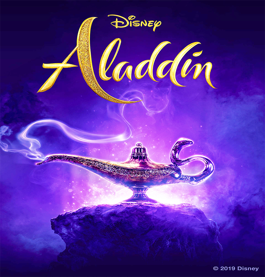 New Movie of the Month: ALADDIN