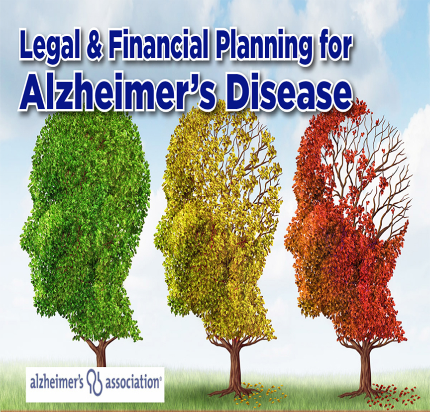 Legal & Financial Planning for Alzheimer's Disease