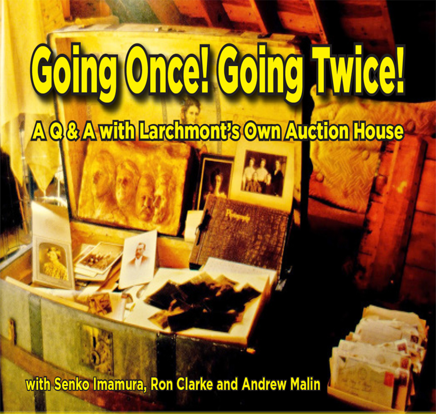 Going Once! Going Twice! A Q&A with Larchmont's Own Auction House
