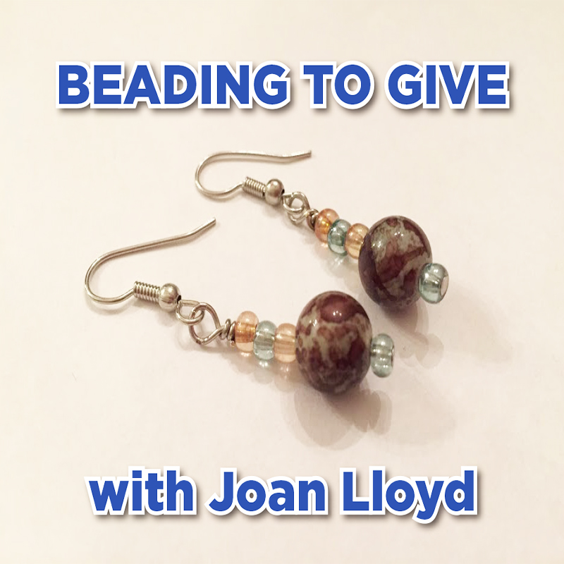 Volun-teens: Beading to Give with Joan Lloyd