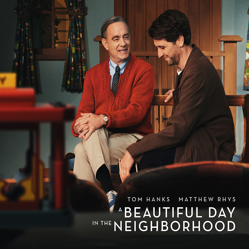 New Movie of the Month: A Beautiful Day in the Neighborhood