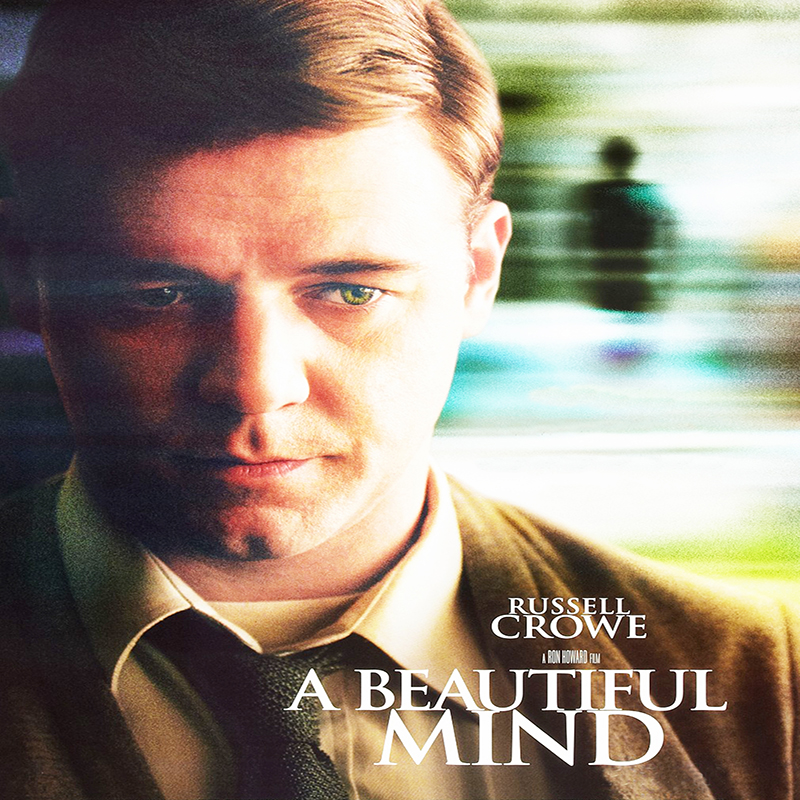 Film & Discussion with Paul Doherty: A Beautiful Mind