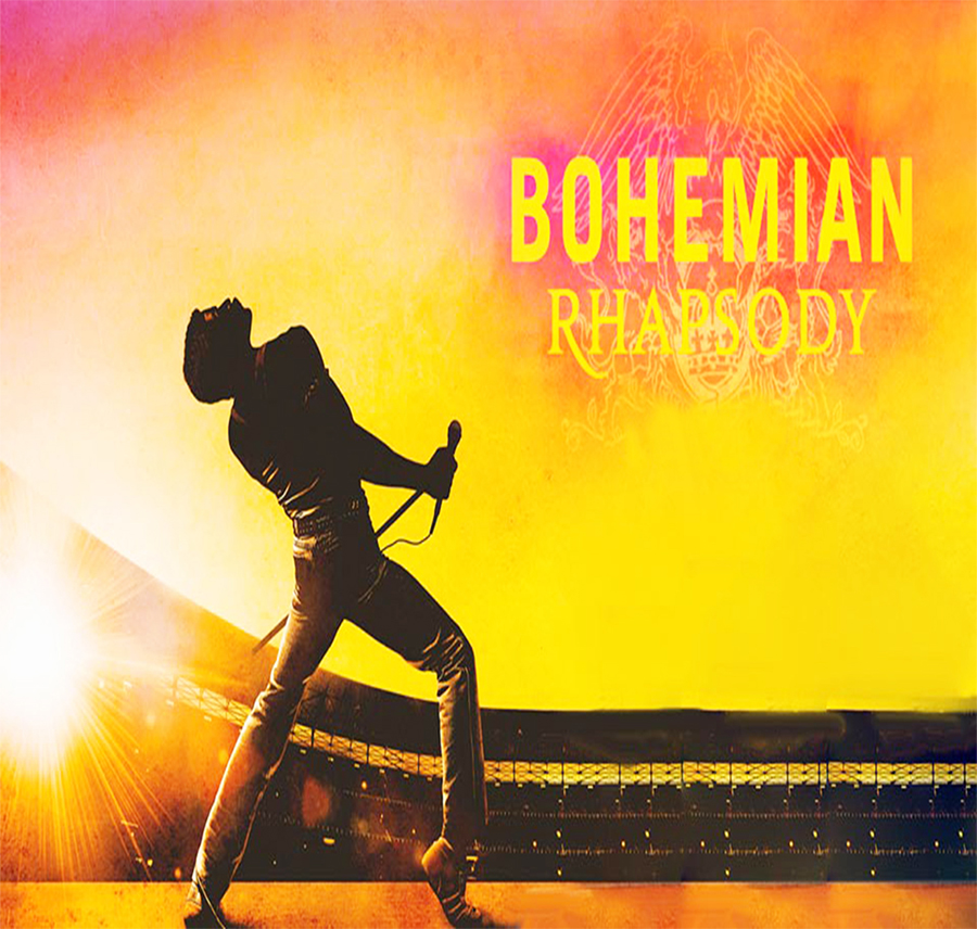 New Movie of the Month: Bohemian Rhapsody