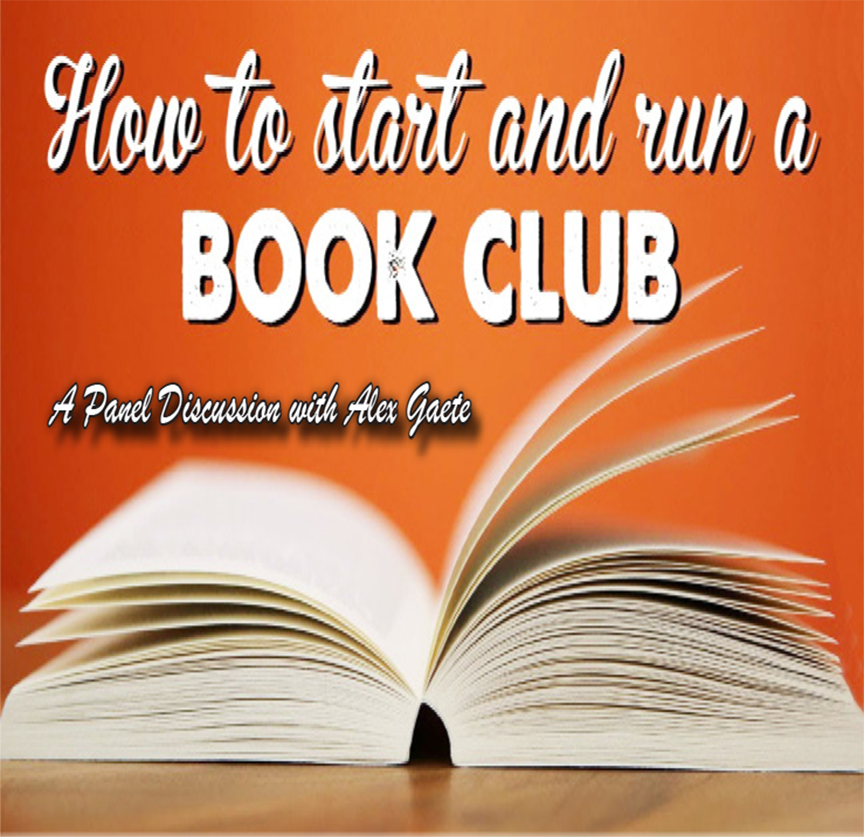 How to Start and Run a Book Group with Alex Gaete