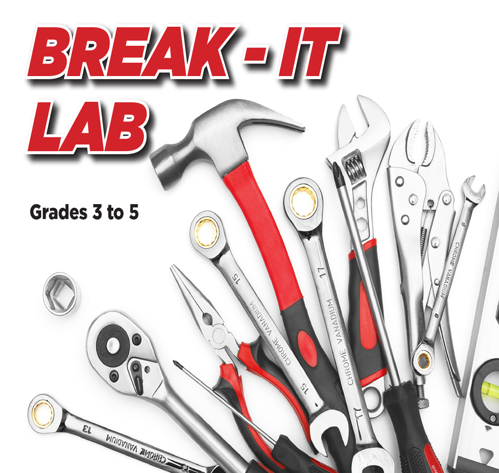 Break-It Lab