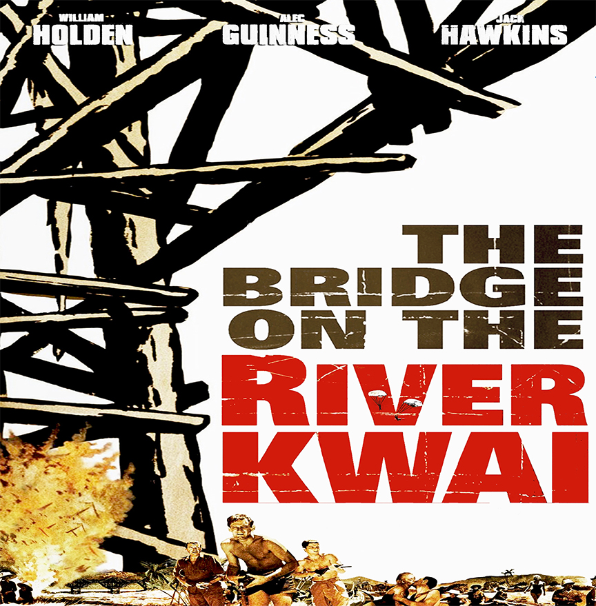 Film & Discussion with Paul Doherty: Bridge Over the River Kwai