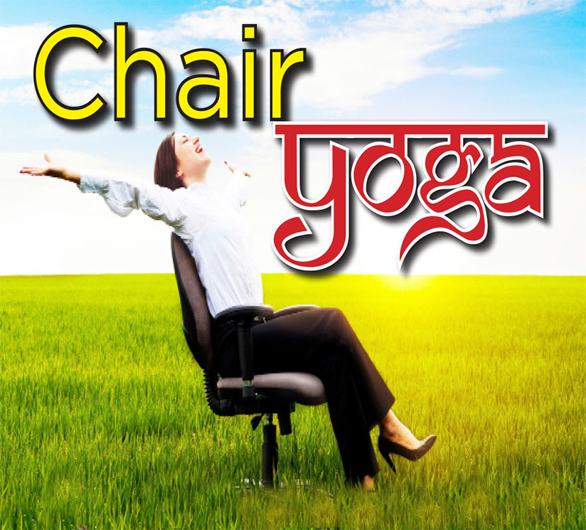 Chair Yoga with Vincenza Madonia