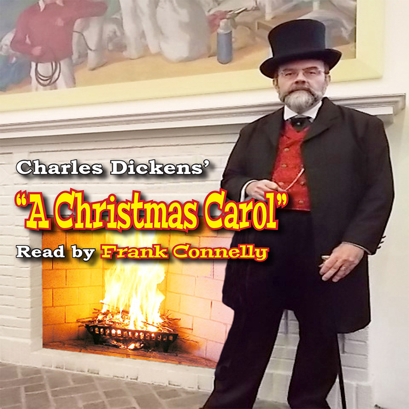 DICKENS' A CHRISTMAS CAROL read by Frank Connelly on Zoom