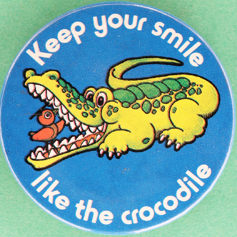 Stories & Crafts: Smile Like a Crocodile - EVENT FULL