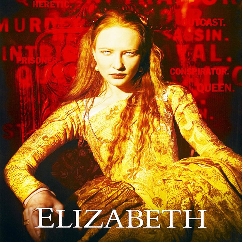 Film & Discussion with Paul Doherty: Elizabeth