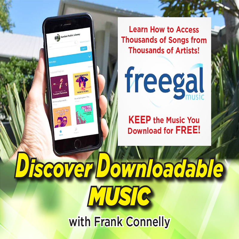 Discover Downloadable Music with Frank Connelly