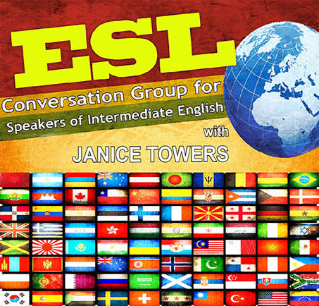 ESL: Conversational English with Janice Towers