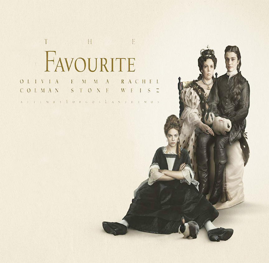 New Movie of the Month: The Favourite