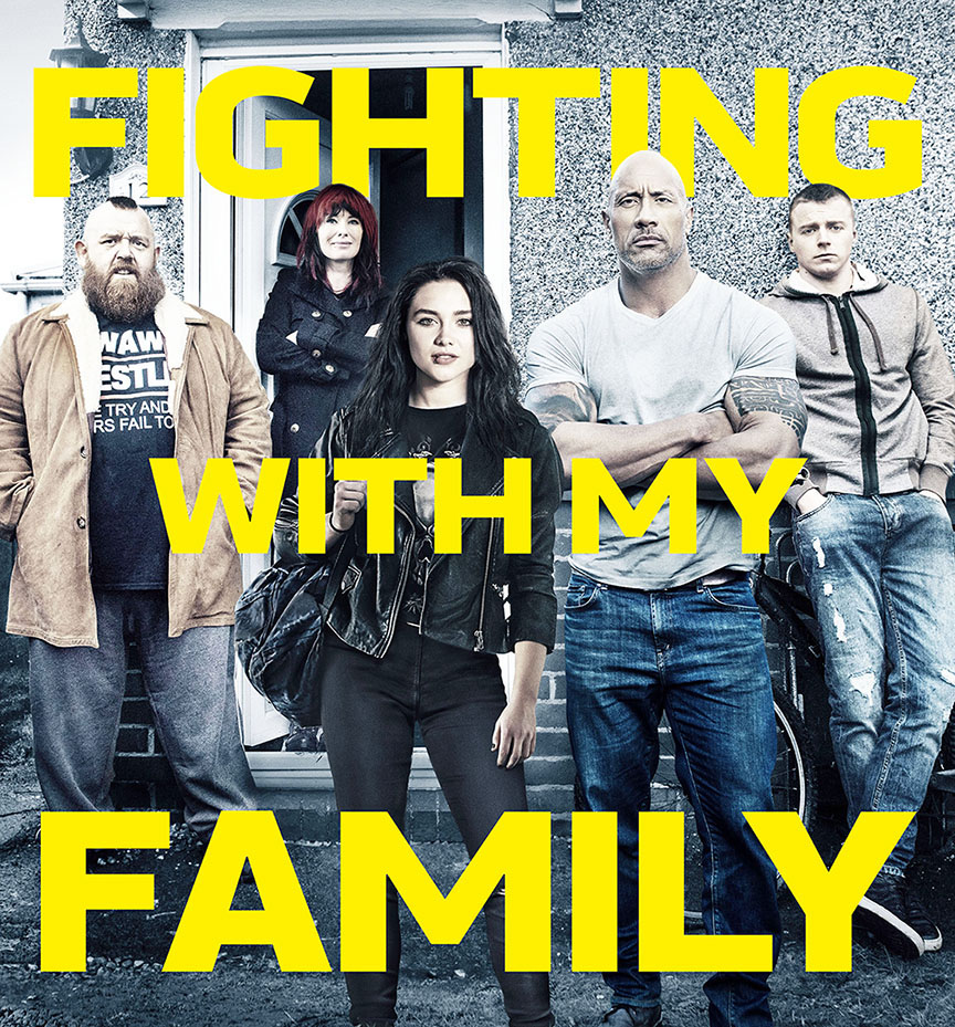 New Movie of the Month: Fighting With My Family