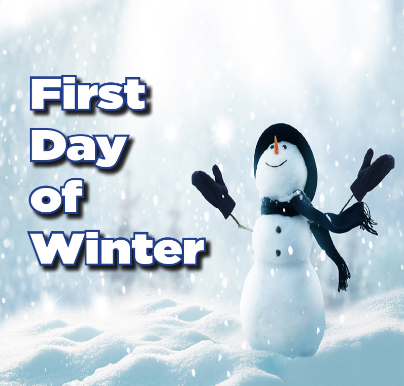 Wonderfully Weird Holiday Storytime: First Day of Winter - EVENT FULL