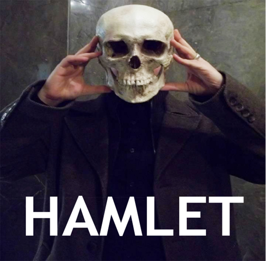 Red Monkey Theater Group and M&M Performing Arts Company present: HAMLET