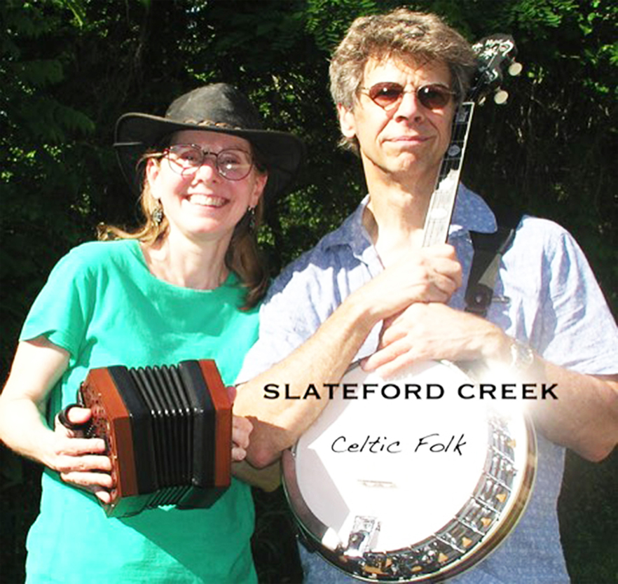 An Afternoon of Celtic Folk Music with Slateford Creek