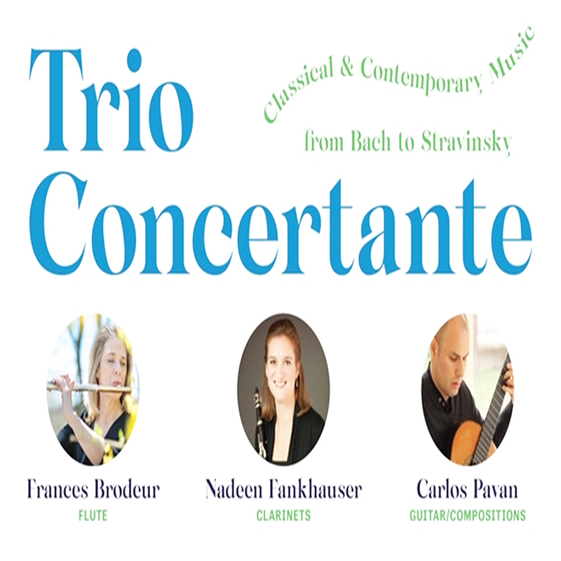 A Winter Concert with the Friends Featuring Trio Concertante