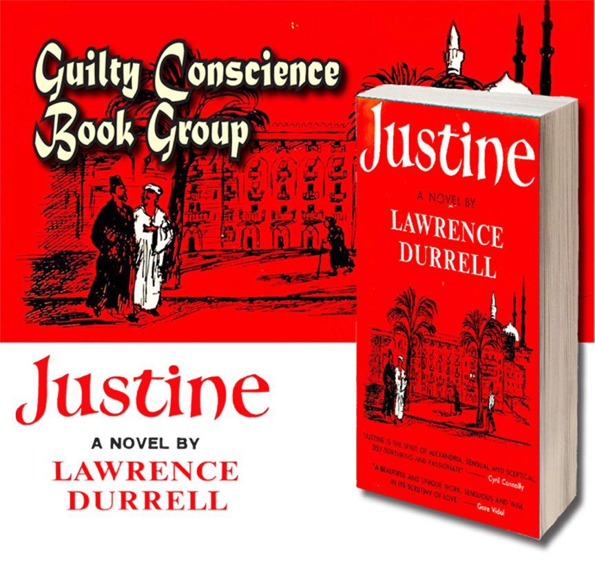Guilty Conscience Book Group with Liam Hegarty