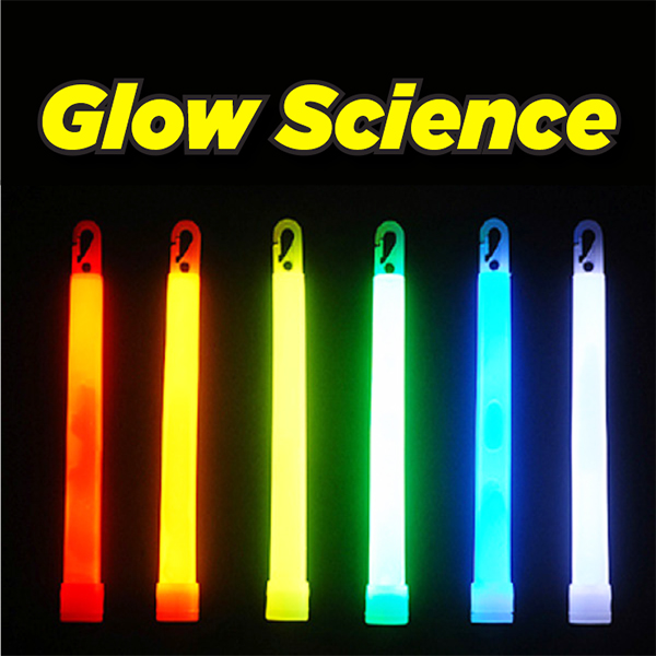 Sci-Fri: Glow Science - ACTIVITY FULL