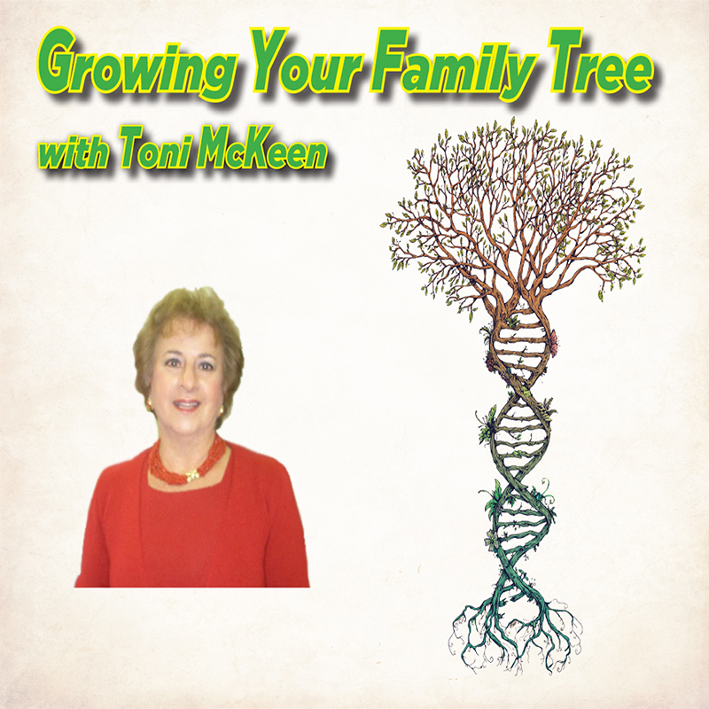 Growing Your Family Tree with Toni McKeen