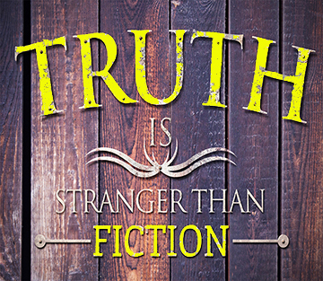Truth is Stranger Than Fiction with Ileen Gottesfeld