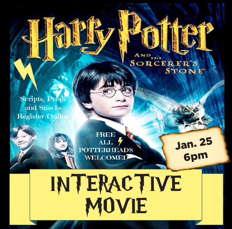 Harry Potter and the Sorcerer's Stone Interactive Movie