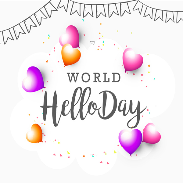 Weirdly Wonderful Storytime: World Hello Day!