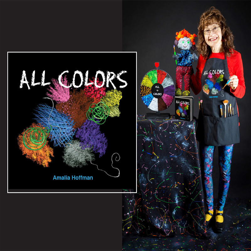 All Colors with Amalia Hoffman