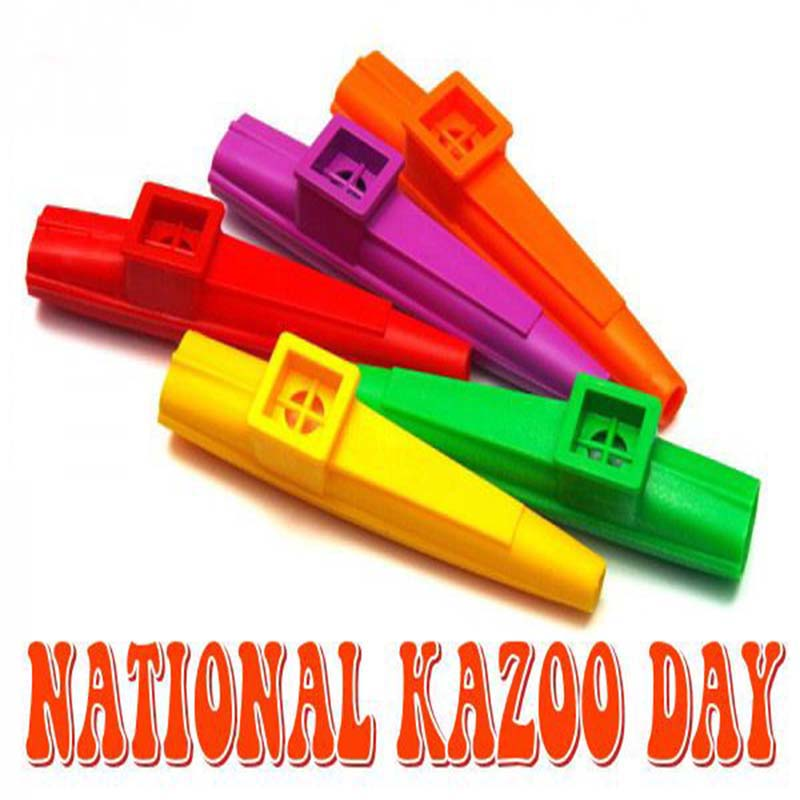 Wild & Wacky Holiday Storytime: National Kazoo Day
